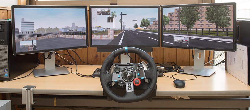 ドライブシミュレーター